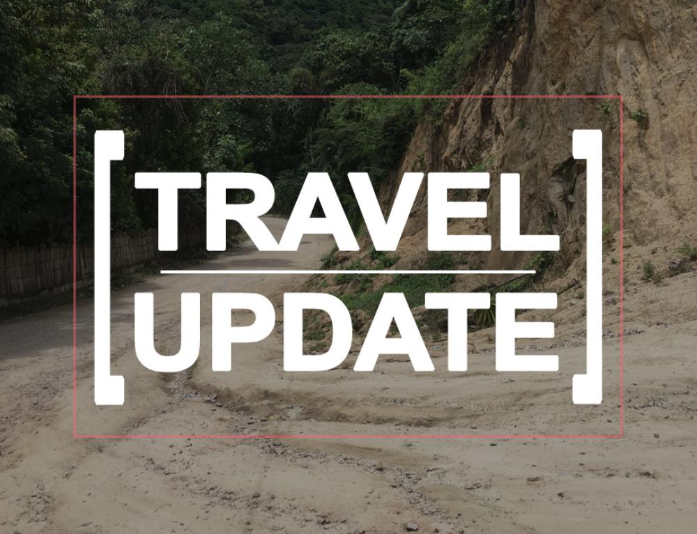 [Travel Update] Nahtoderfahrung auf dem Weg nach Guatemala
