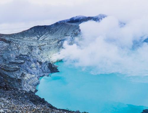 Der Mount Ijen in Bildern – ein Vulkan wie eine Mondlandschaft