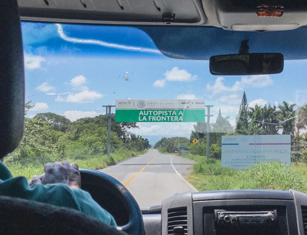 So kommst du auf dem Landweg von Mexiko nach Guatemala