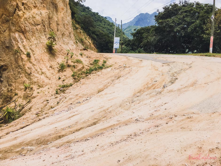Straßen in Guatemala