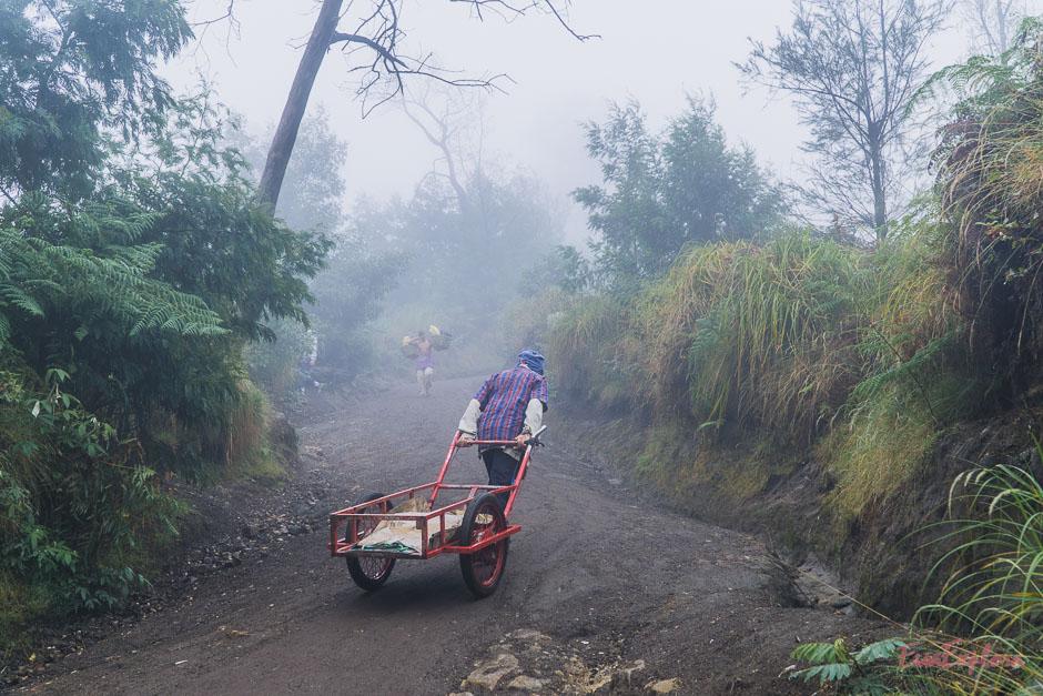 Java Mount Ijen