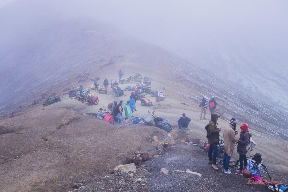 Mount Ijen Tour