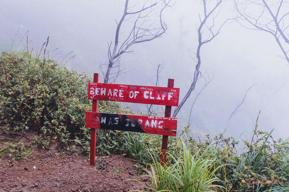 Aufstieg Mount Ijen