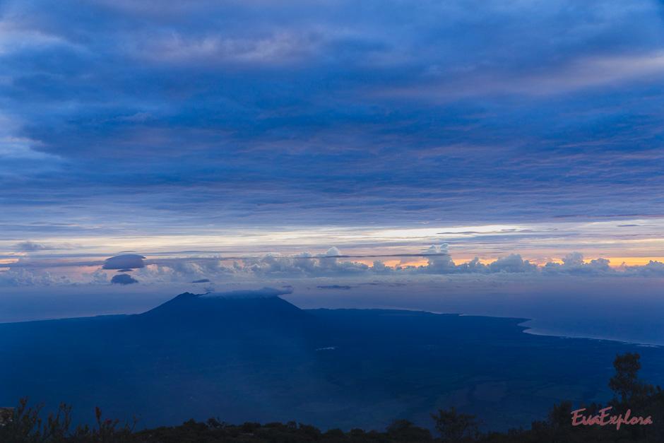 Sonnenaufgang Mount Ijen