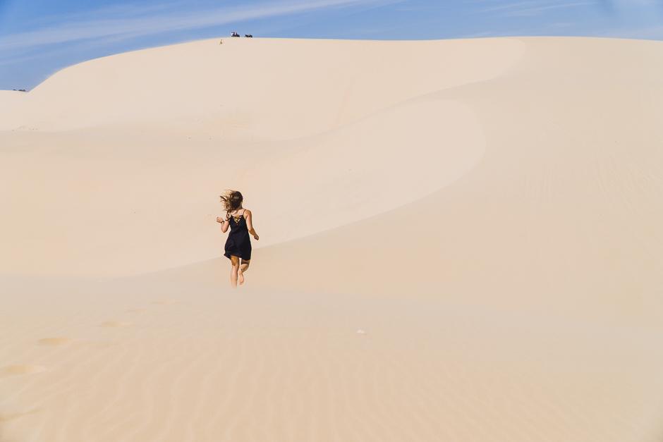 Sandduenen von MuiNe