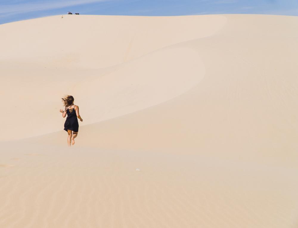 Dunes, Dunes, Dunes – die Weißen Dünen von Mui Ne