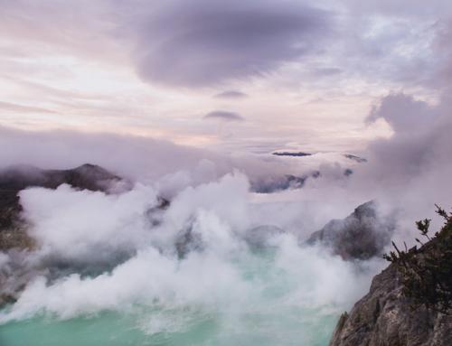 Mount Ijen – das größte Säurefass der Erde