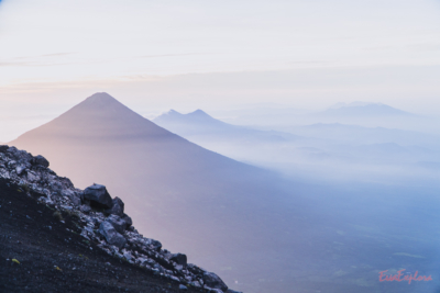 Im Schatten des Berges