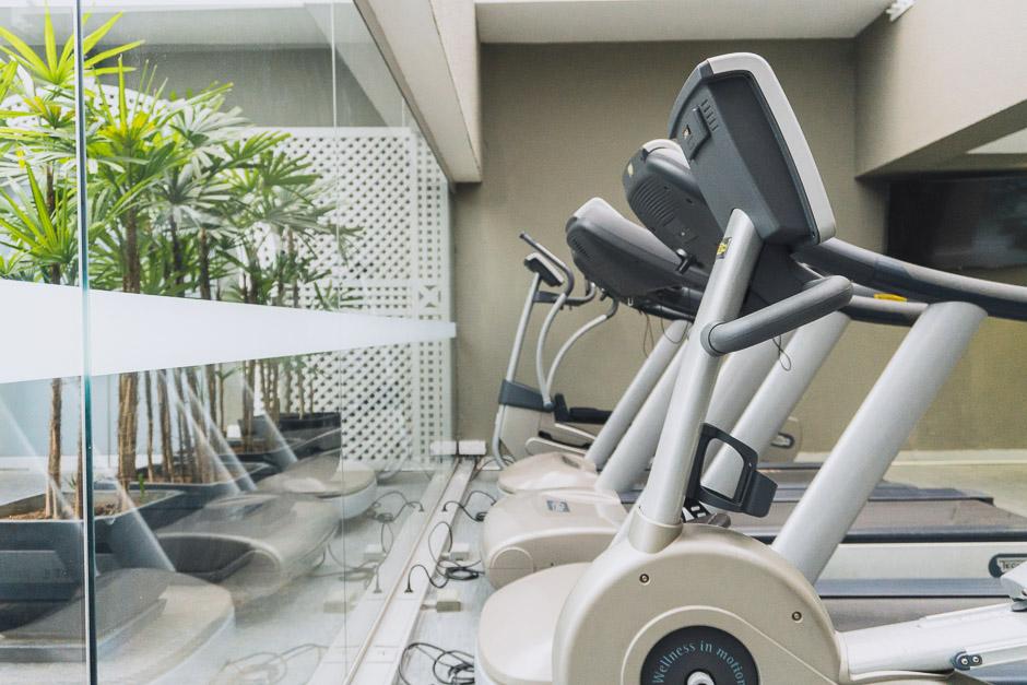 Gym im Casa Andina Premium Milaflores