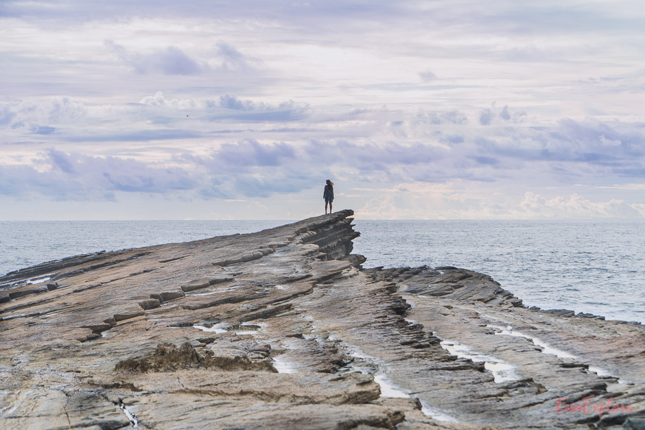 Popoyo Cliff