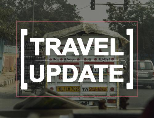 [Travel Update] Namaste Indien – unser erster Tag in Indien