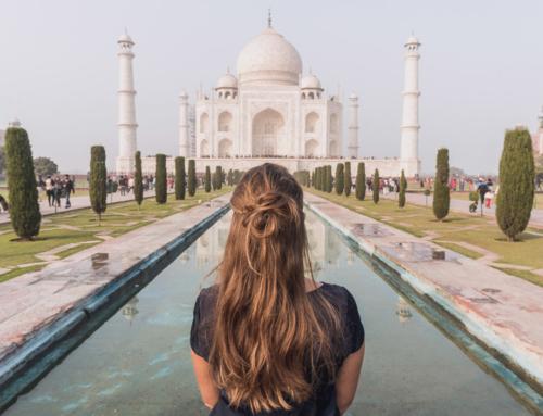 Taj Mahal – der größte Liebesbeweis der Welt