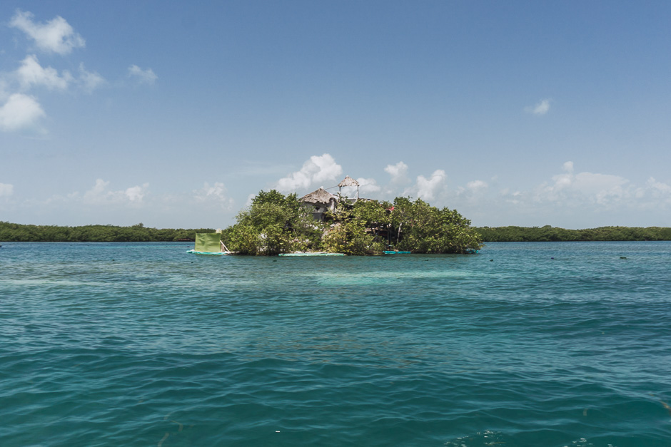 Insel vor Cancun
