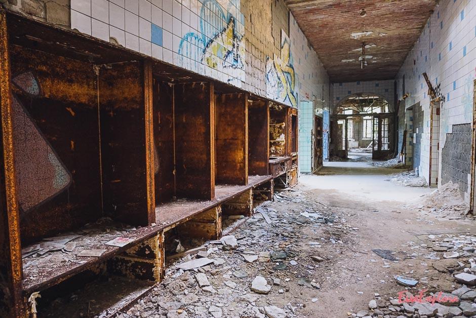 Ausflug Beelitzer Heilstätten