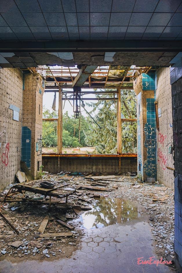 Krankenhausruine Beelitz