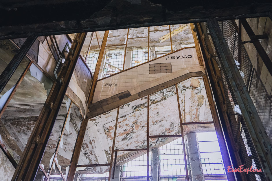 lost place Hospital