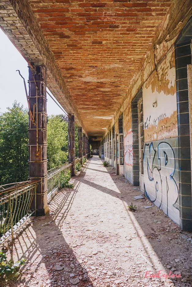 Beelitzer Heilstaetten Berlin