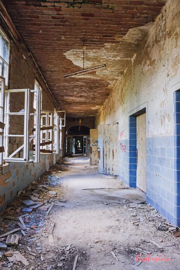 altes Krankenhaus Brandenburg