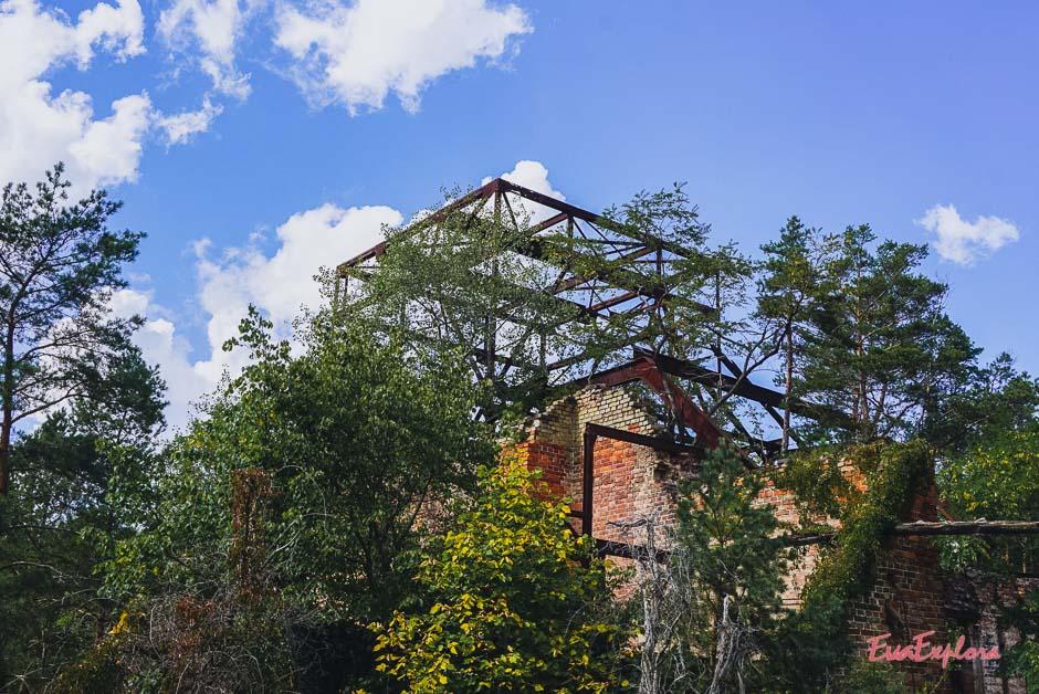 Areal der Beelitzer Heilstaetten