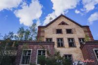 Haus im Verfall