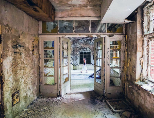 Beelitzer Heilstätten – wo man die Toten nachts noch hört