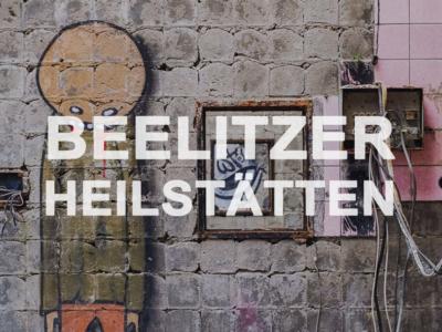 Bildergalerie Beelitzer Heilstätten