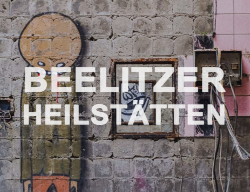 Grusel Galerie Beelitzer Heilstätten