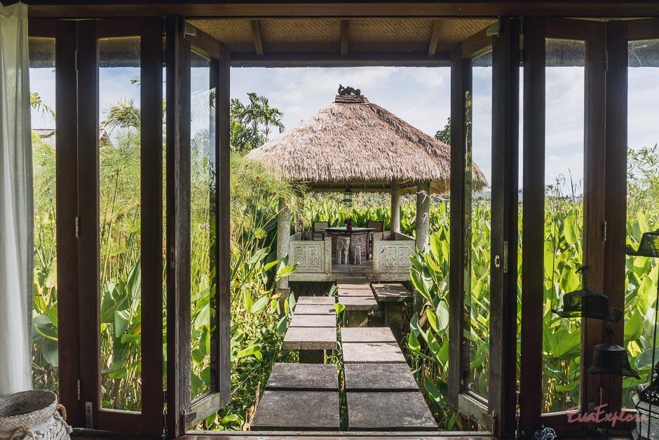 Massage auf Bali