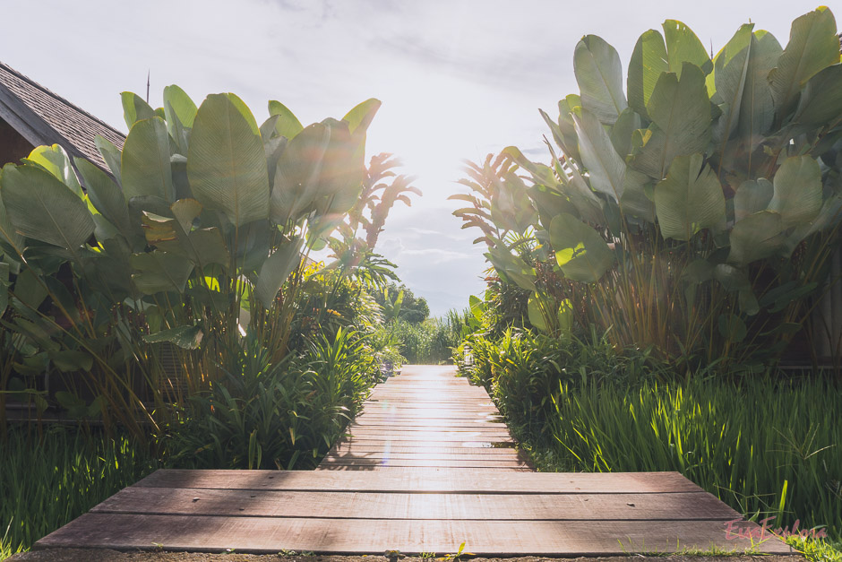 Erholungsurlaub auf Bali