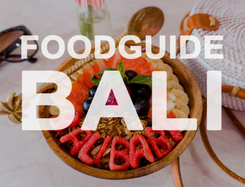 Foodguide Bali