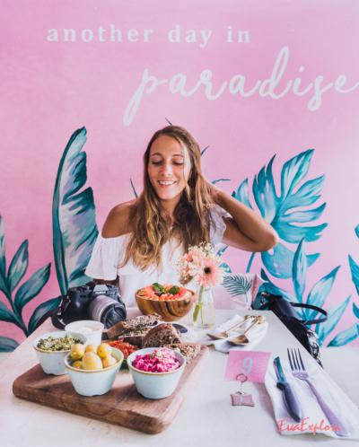 Cafe auf Bali