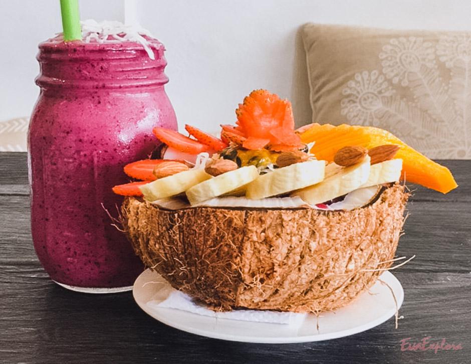 bowl und smoothie