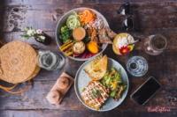 veganes Essen auf Bali