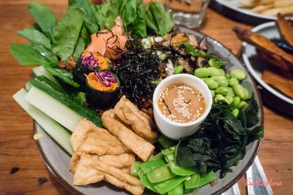 gesund essen auf Bali