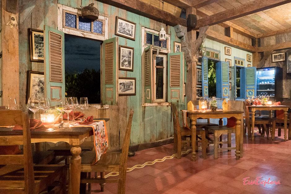 huebsch essen auf Bali