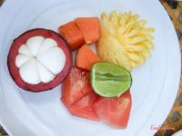Obst auf Bali