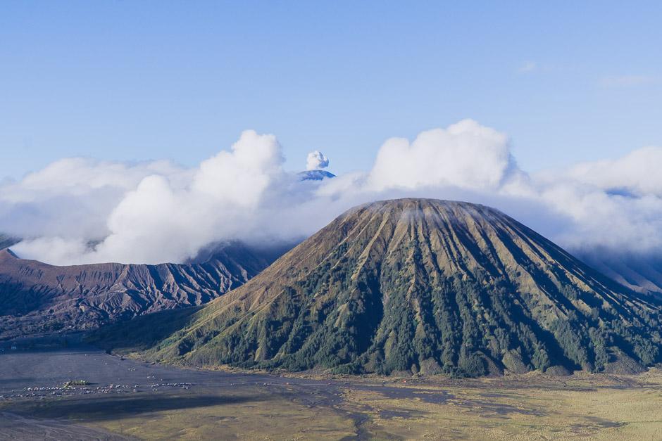 Sonnenaufgang Mount Bromo