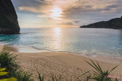 schoenster Strand Nusa Penida