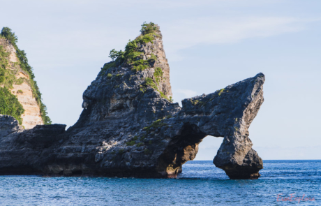 Klippe Nusa Penida