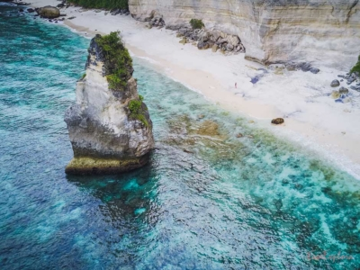 Lonely Beach Nusa Penida