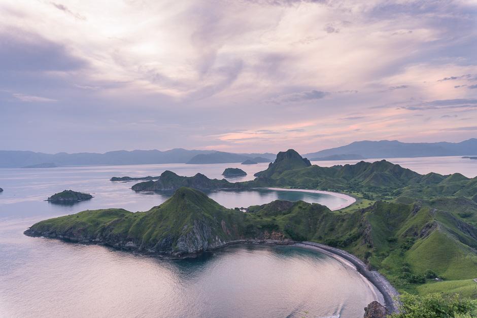 Inselkette Flores