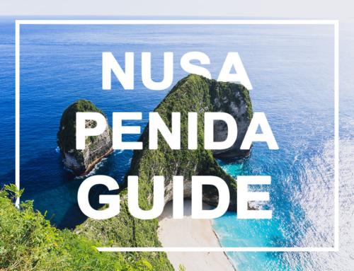 Nusa Penida Guide: Highlights, Strände, Essen- & Hoteltipps