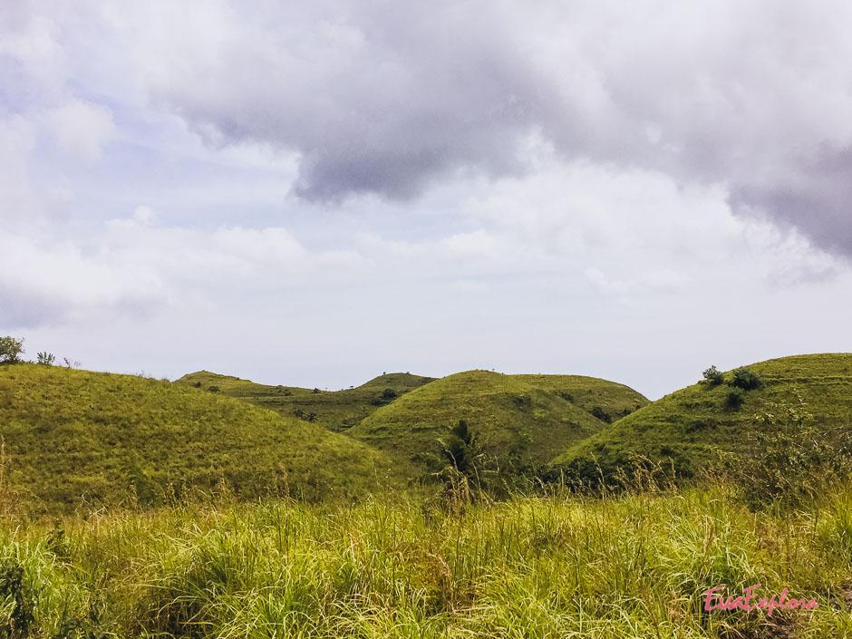Teletubbie Hills Nusa Penida