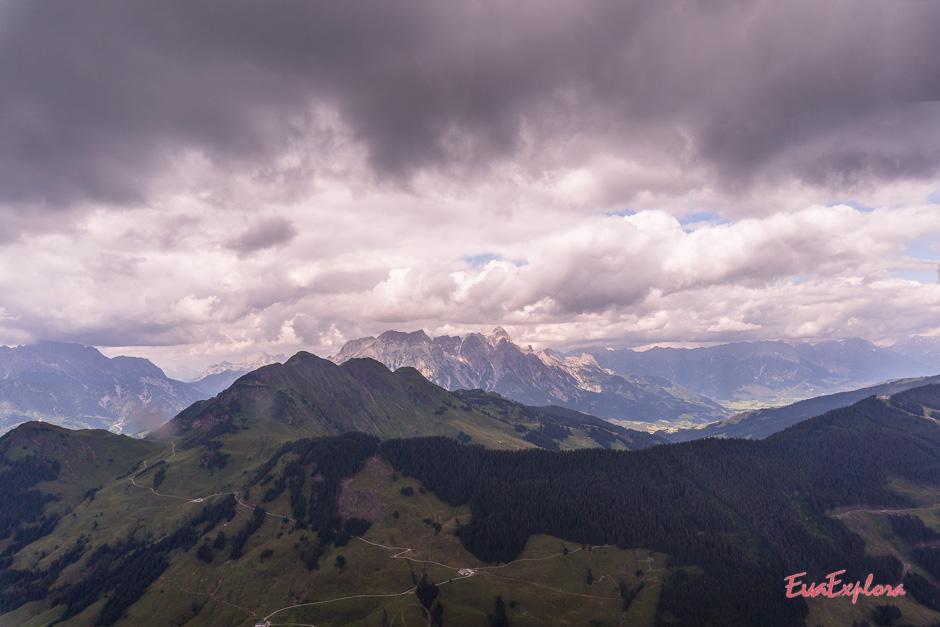Alpenpanorama Saalbach-Hinterglemm