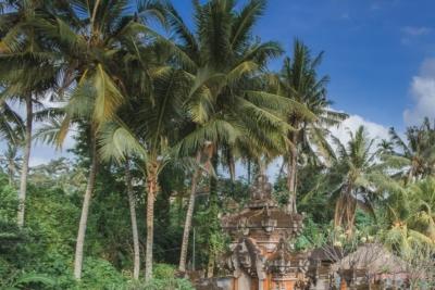 versteckter Tempel Nusa Penida