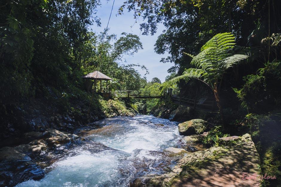 Gitgit Twin auf Bali