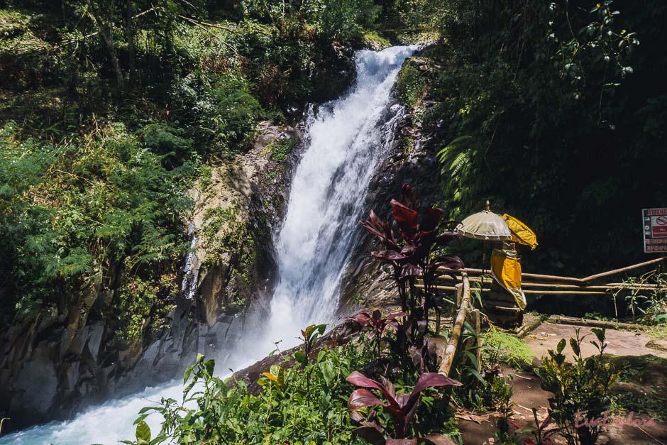 Wasserfaelle auf Bali