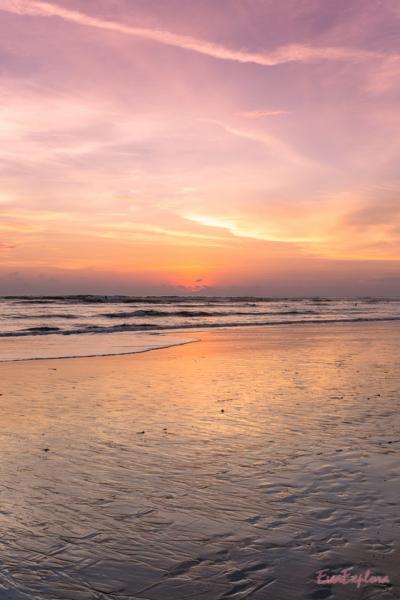 Traumstrand auf Bali