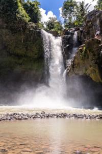Roller Tour zum Wasserfall