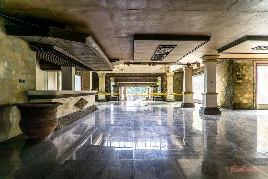 Geister Palast Bali